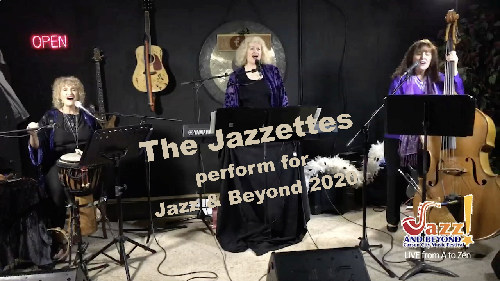 The Jazzettes in 2020