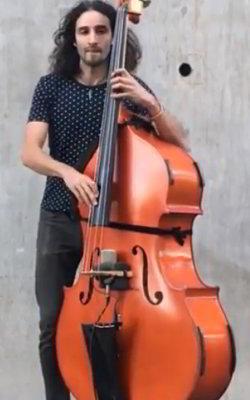 Jack Teran, bassist