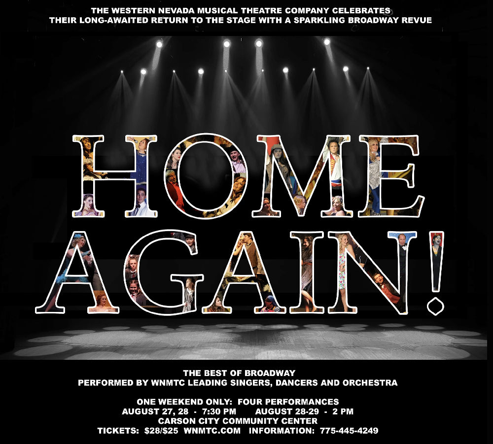 """""""Home Again"""" at Community Center"""