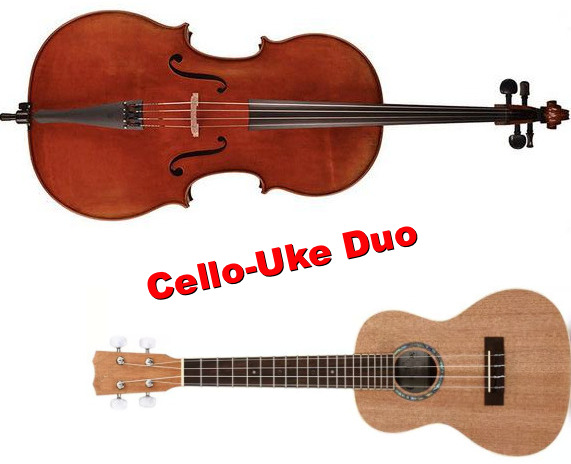 Cello-Uke Duo